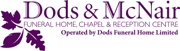 Dods & McNair Funeral Home, Chapel & Reception Centre